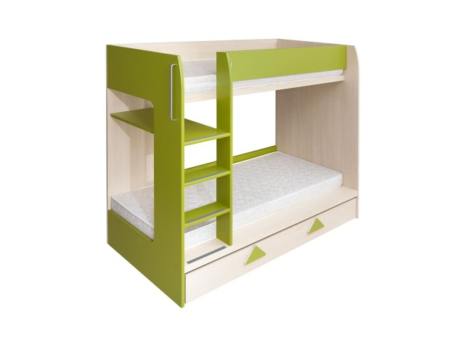 łóżko Piętrowe W Pokoju Dziecka Perfekt Design