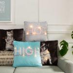 Kolorowe, świecące  i modne – czyli o tym, jak wybrać poduszki