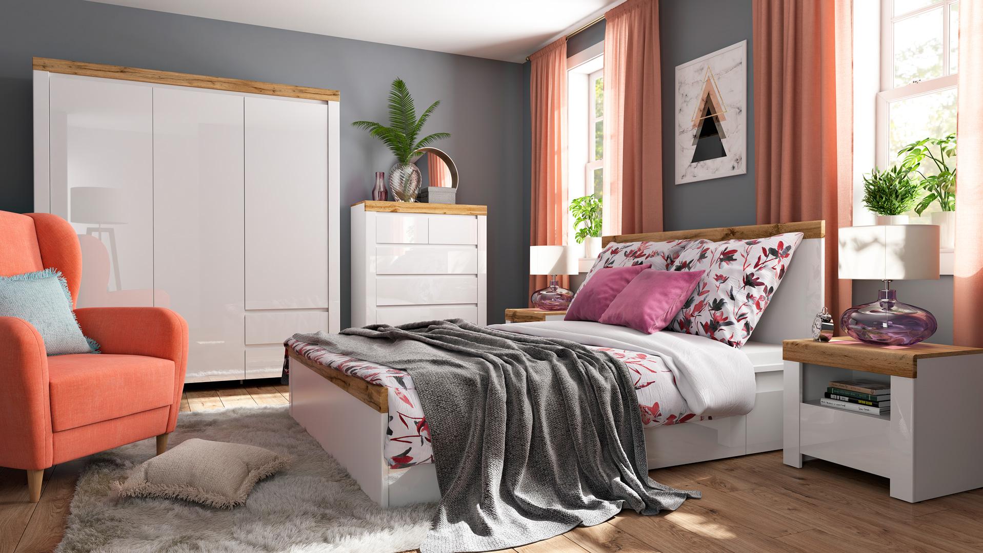 Sypialnia Holten
