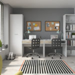 HOME OFFICE cz.1. – jak wybrać wygodne krzesło?